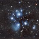 The Pleiades,                                Daniel Hightower