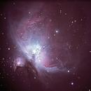 M42, Orion Nebula,                                KHartnett