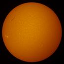 Sun H-Alpha Full Disc,                                Tommaso Martino