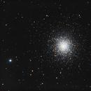 M13 The Great Cluster In Hercules,                                  Daniel Hightower