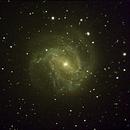 M83,                                Robin Clark - EAA imager