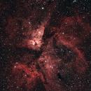 NGC 3372 - Carina Nebula,                                Marcelo Domingues