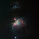 Orion Nebula (M42),                                fouldsy