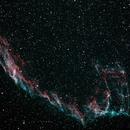 NGC 6992 - Cirrusnebel,                                Oliver_Schulz