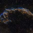 NGC6992  Eastern Veil Nebula,                                Albert  Christensen