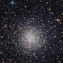 NGC 3201 2nd larger version,                                Claudio Tenreiro