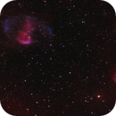 Methuselah Nebula MWP-1  and Alves 1 Nebula in Cygnus,                                Maciej