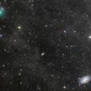 cometa C/2019 Y4 ATLAS nell'Orsa Maggiore,                                Rolando Ligustri