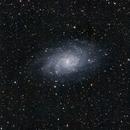M33 - Galaxie du Triangle,                                jpettit