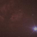 Flame Nebula and Alnitak,                                Stephen Kennedy