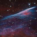 Pencil Nebula - NGC 2736 HORGB by Insight Observatory  :-),                                Daniel Nobre