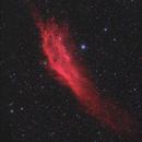 California Nebula (NGC 1499) (Ha + RGB),                                Scott Davis
