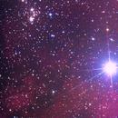NGC 6910 in Cygnus,                                Lawrence E. Hazel