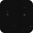 """Marcarians chain"" galaxy group,                                Mikhail Vasilev"
