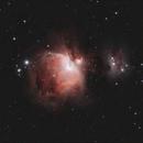 M42 Nébuleuse Orion,                                dagar
