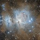 M42 - Orion Nebula,                                Andrew Klinger