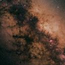 Scorpius/Sagittarius wide field,                                Richard Muhlack
