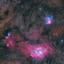 Sagittarius Trio!,                                Mohammad Nouroozi