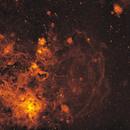 NGC 2070 en Ha,                                Rodrigo González Valderrama
