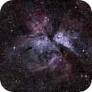 Carina Nebula,                                Bruce Graham