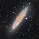 NGC 253 - The Sculptor Galaxy,                                Fernando Oliveira...