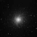 M13 The Great Hercules Cluster,                                Starman609