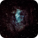 The bubble nebula NGC7635,                                JLastro