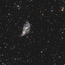 NGC 2207,                                Mark