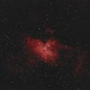 M16, The Eagle Nebula,                                Caleb Melton
