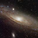 Andromeda 2x4 huge mosaic (9823x5525),                                Peter