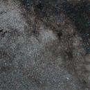 Milky Way around Aquila,                                Marco Gulino