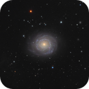 NGC 3147 and variable stars,                                rhedden