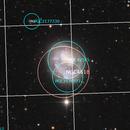 NGC 4618 in detail,                                dhuber1