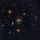 The Hydra Galaxy Cluster,                                daserpey