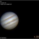 Jupiter and Io,                                Conrado Serodio
