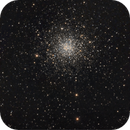 M107 The Crucifix Cluster (LRGB) - 15 May 2020,                                Geof Lewis
