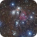 NGC 2170 - The Angel in the Unicorn,                                Casey Good