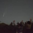 PRAISE NEOWISE - July 20, 2020 - Vancouver, Canada,                                Jason R Wait