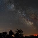La Voie Lactée,                                Le Mouellic Guillaume