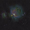 M42 Orion Nebula NB,                                equinoxx