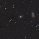 Le trio du Dragon NGC5985/NGC5982/NGC5981,                                Yannick Juillet