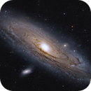 Andromeda Galaxy M 31,                                daverobitaille@rogers.com