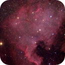 NGC7000 - DSLR,                                Thomas Richter