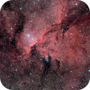 NGC 6188 - The Dragons in Ara,                                Sergio G. S.