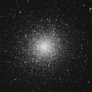 M 13  -  short luminance,                                Lars Stephan