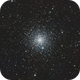 NGC 6752 - Globular Cluster in Pavo,                                Felipe Mac Auliffe