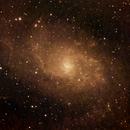 M33 Triangulum Galaxy IR,                                Davide Benghi