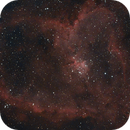 IC 1805 - Heart Nebula,                                Mariusz Golebiewski
