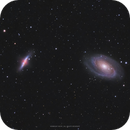 M81 and M82 galaxies,                                Henrique Silva