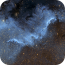 NGC 7000 Near Infrared / H-alpha,                                Marcel Drechsler